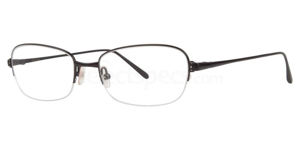 Black EPITOME Glasses, Vera Wang Luxe