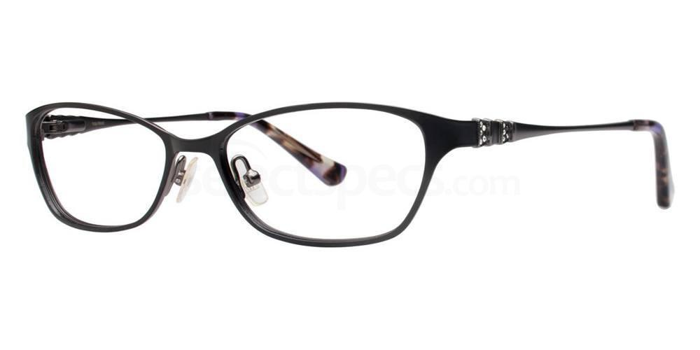 Black EUROPA Glasses, Vera Wang Luxe