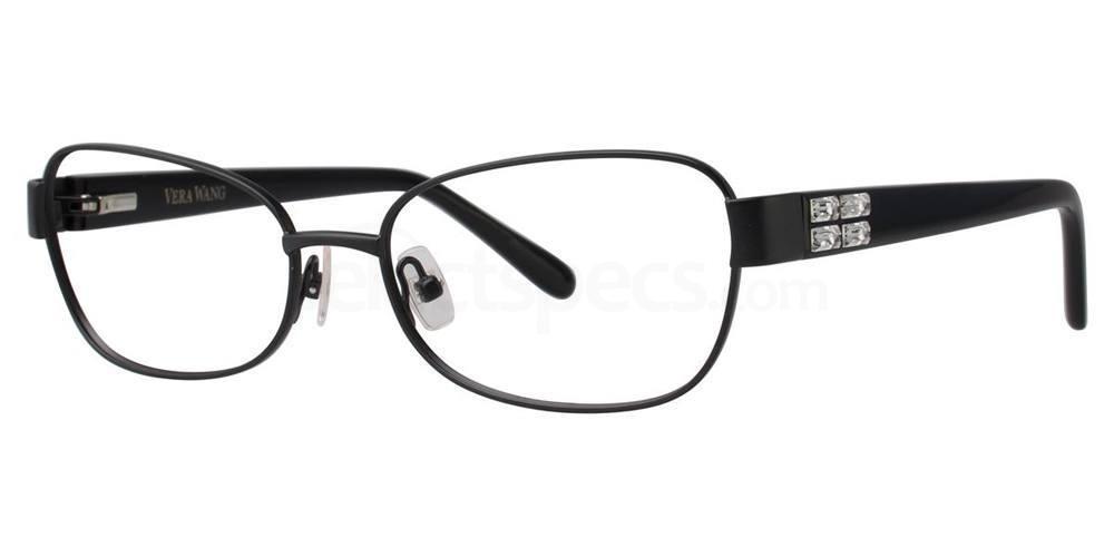 Black JOANIE Glasses, Vera Wang Luxe