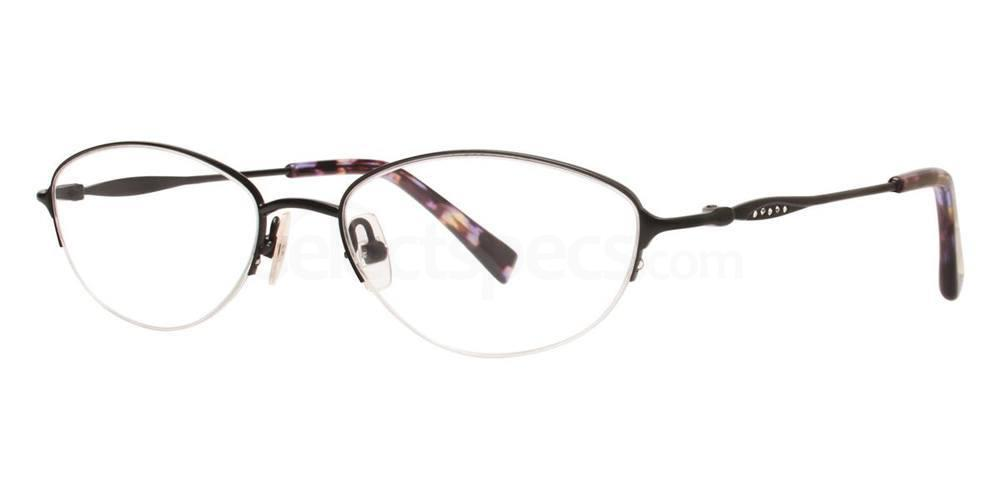 Black LACERTA Glasses, Vera Wang Luxe