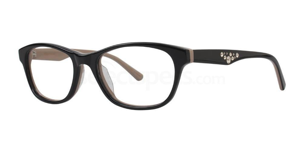 Black LAENE Glasses, Vera Wang Luxe