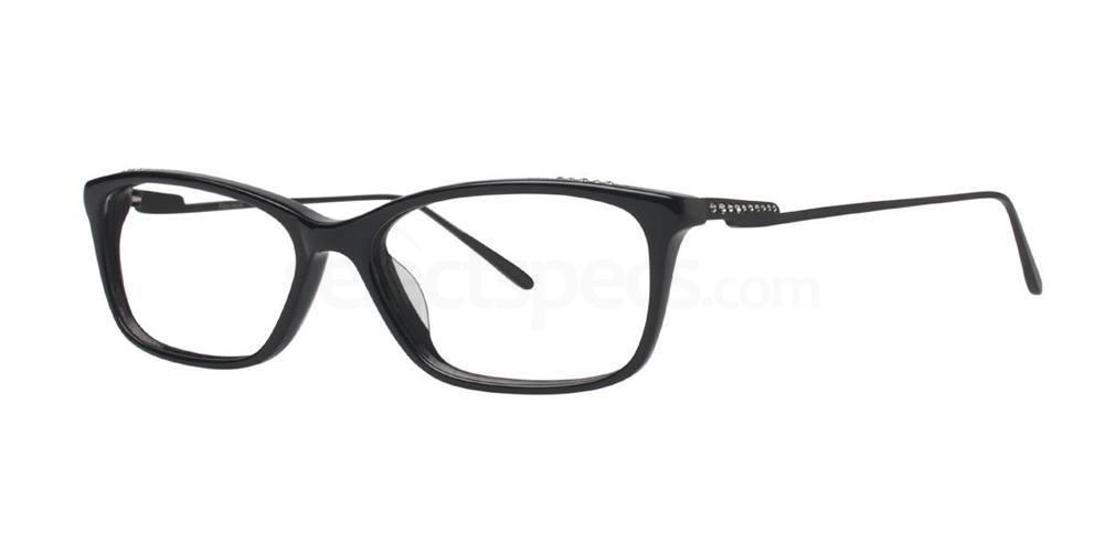 Black LANTHE Glasses, Vera Wang Luxe