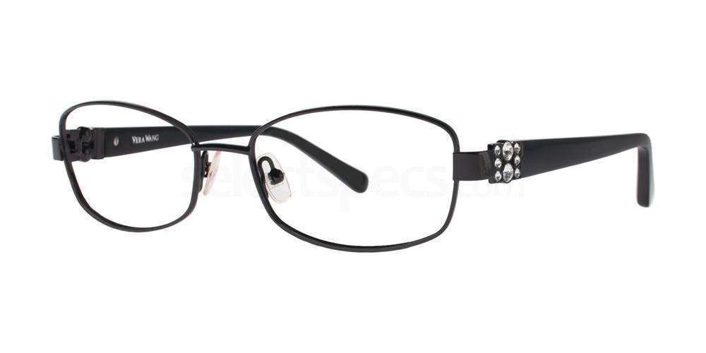 Black LEIRA Glasses, Vera Wang Luxe