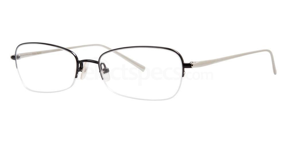 Black EXOTIQUE Glasses, Vera Wang Luxe