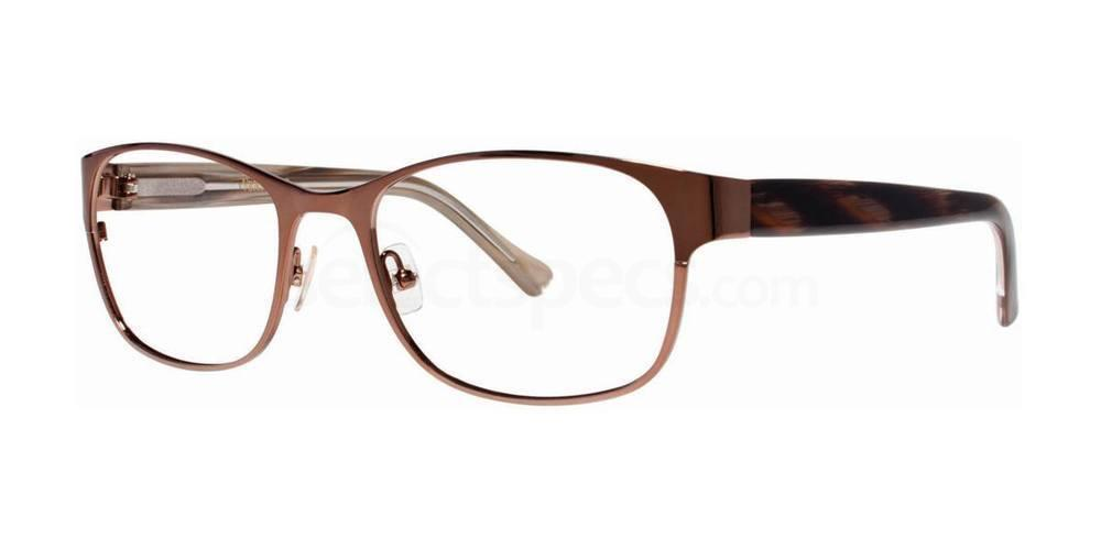 Copper FANTINE Glasses, Vera Wang Luxe