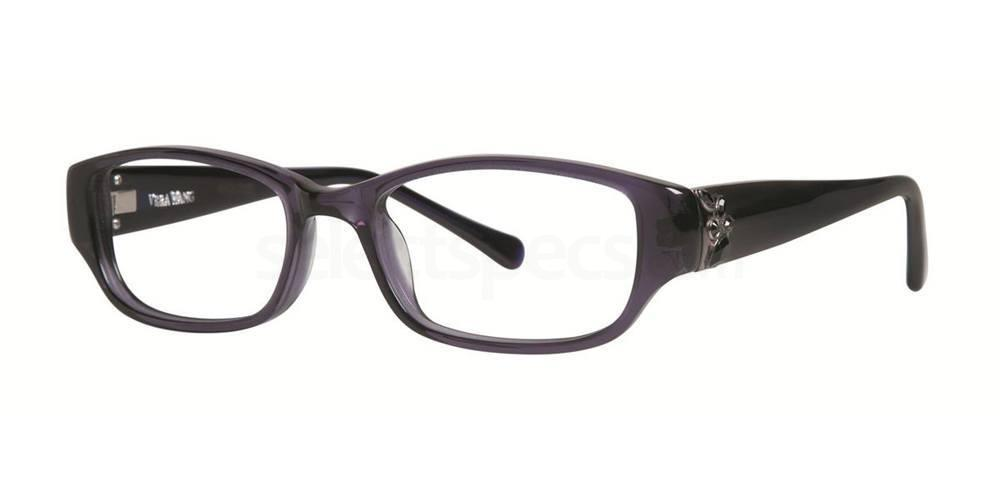 Amethyst MARINDA Glasses, Vera Wang Luxe