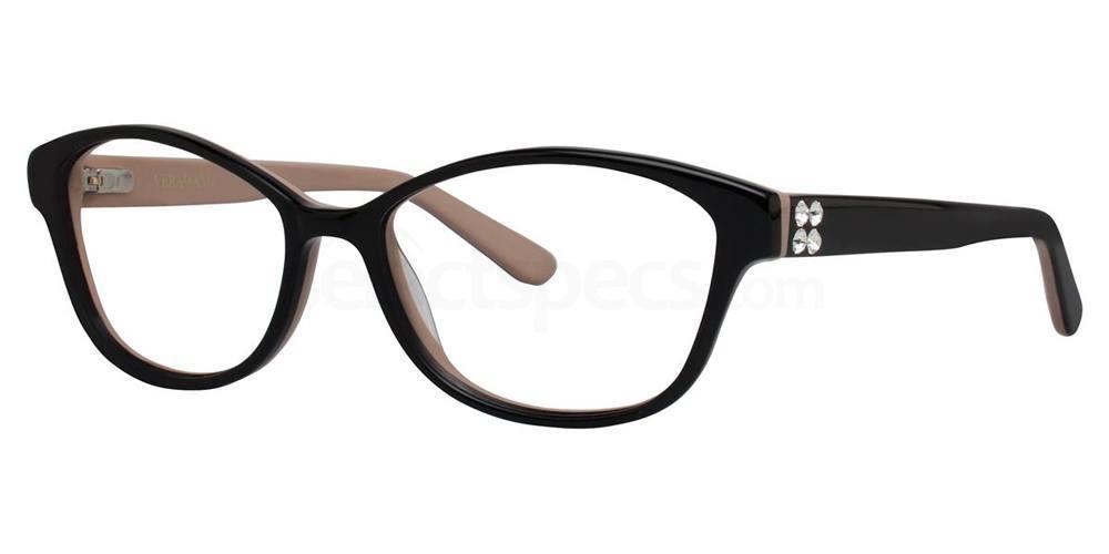 Black MAZZOLI Glasses, Vera Wang Luxe