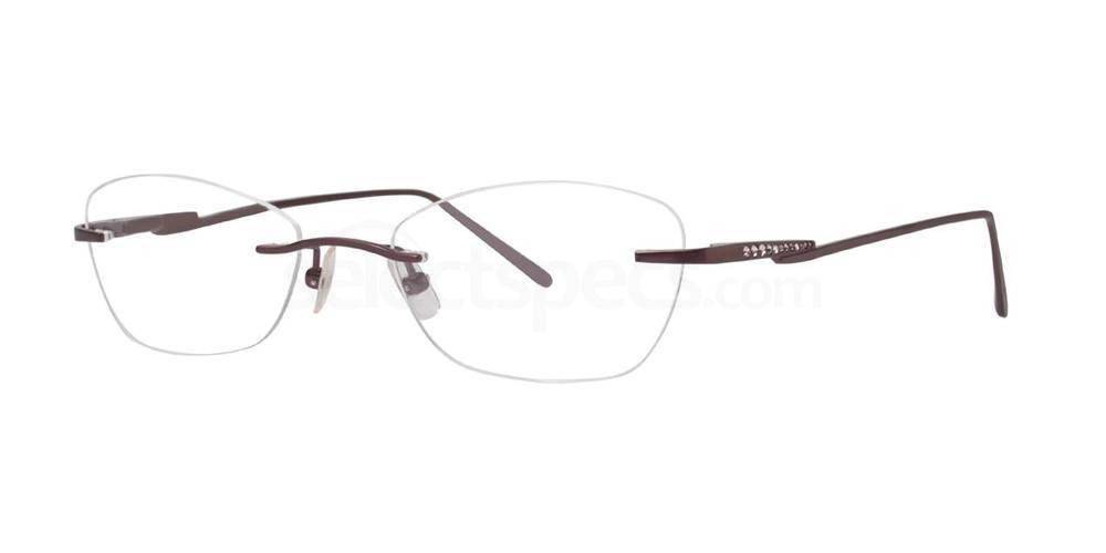 Blush NEBULOSA Glasses, Vera Wang Luxe