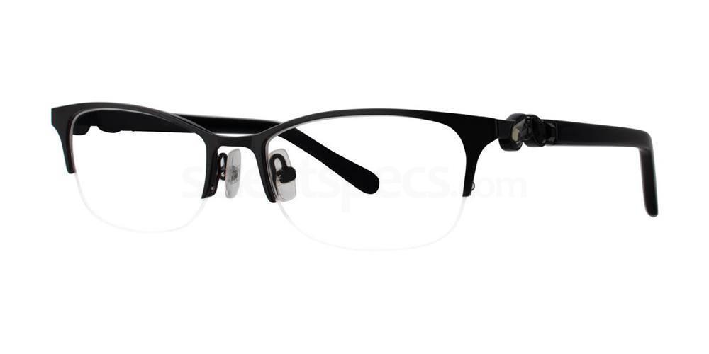 Black NEDAJ Glasses, Vera Wang Luxe