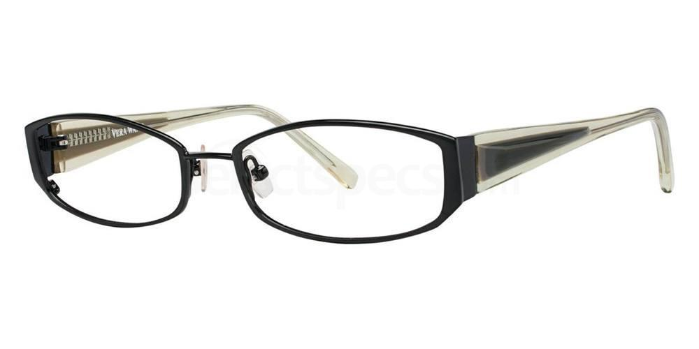 Black NOUVELLE Glasses, Vera Wang Luxe