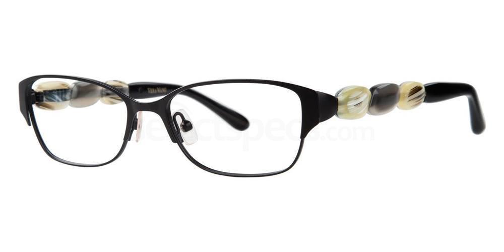 Black ODILE Glasses, Vera Wang Luxe