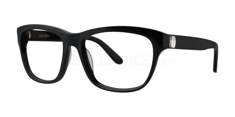 Black OLIVERO Glasses, Vera Wang Luxe