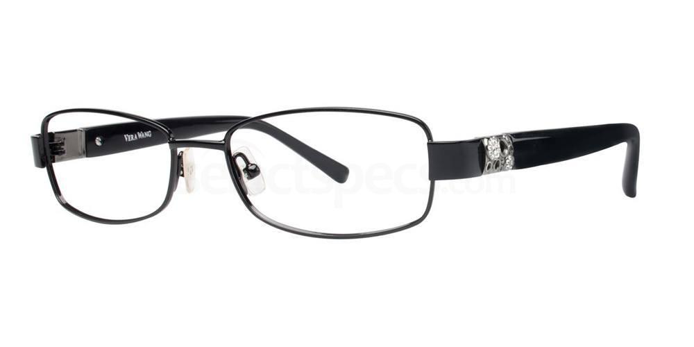 Black REDOLENT Glasses, Vera Wang Luxe