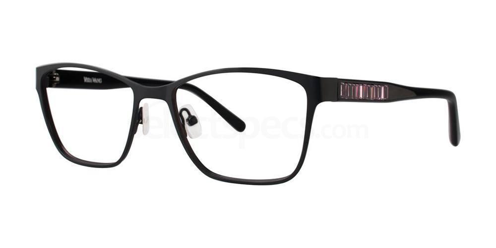Black REENA Glasses, Vera Wang Luxe