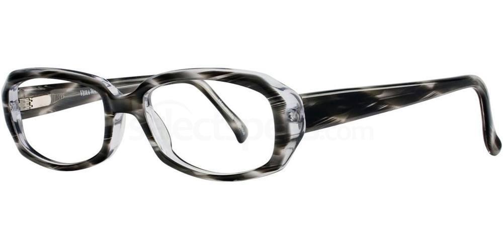 Gr Crystal Tort GABORE II Glasses, Vera Wang Luxe