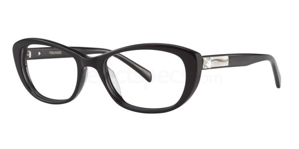 Black GILIA Glasses, Vera Wang Luxe