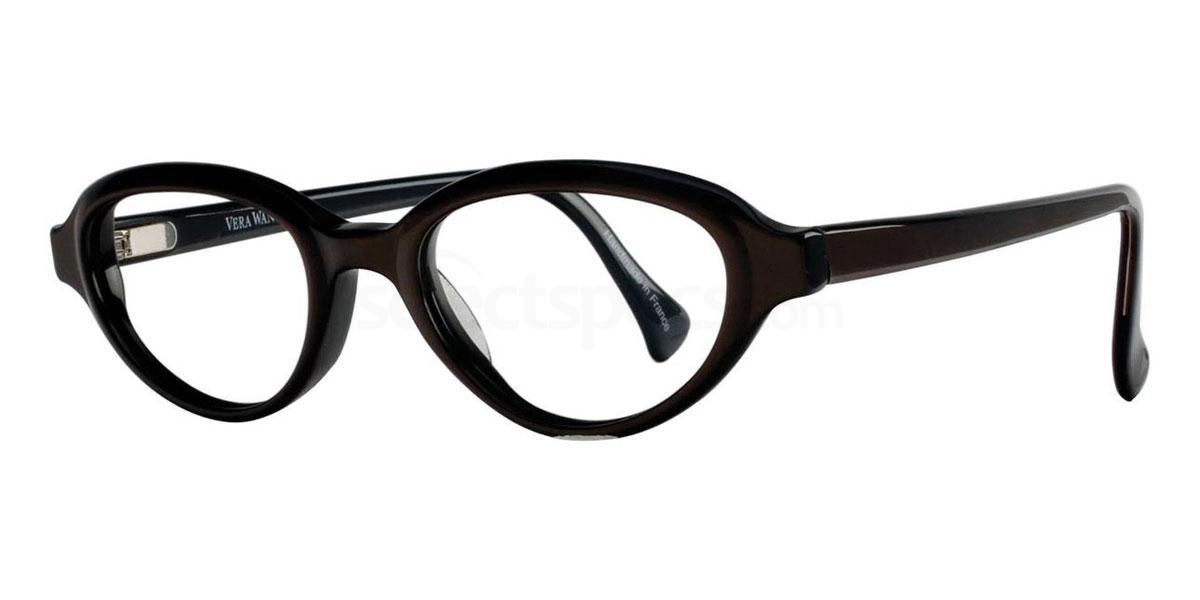 Bronze HARLOWE Glasses, Vera Wang Luxe