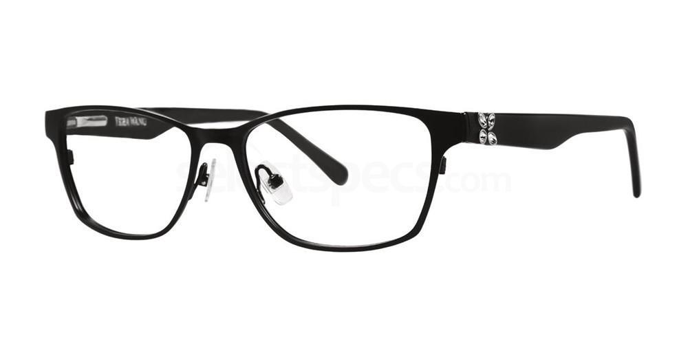 Black MADRI Glasses, Vera Wang Luxe