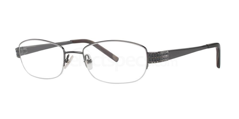 Gunmetal REGALIA Glasses, Vera Wang Luxe