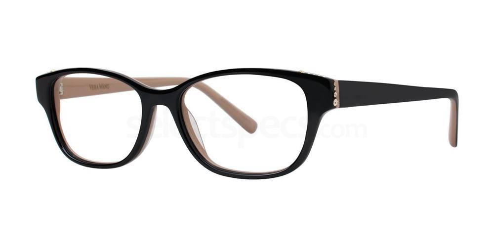 Black SHANDAE Glasses, Vera Wang Luxe
