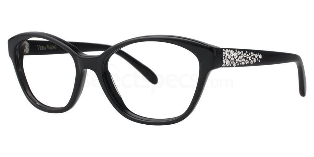 Black TAAFFE Glasses, Vera Wang Luxe