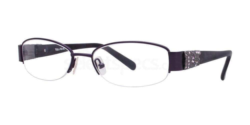 Amethyst TOMI Glasses, Vera Wang Luxe