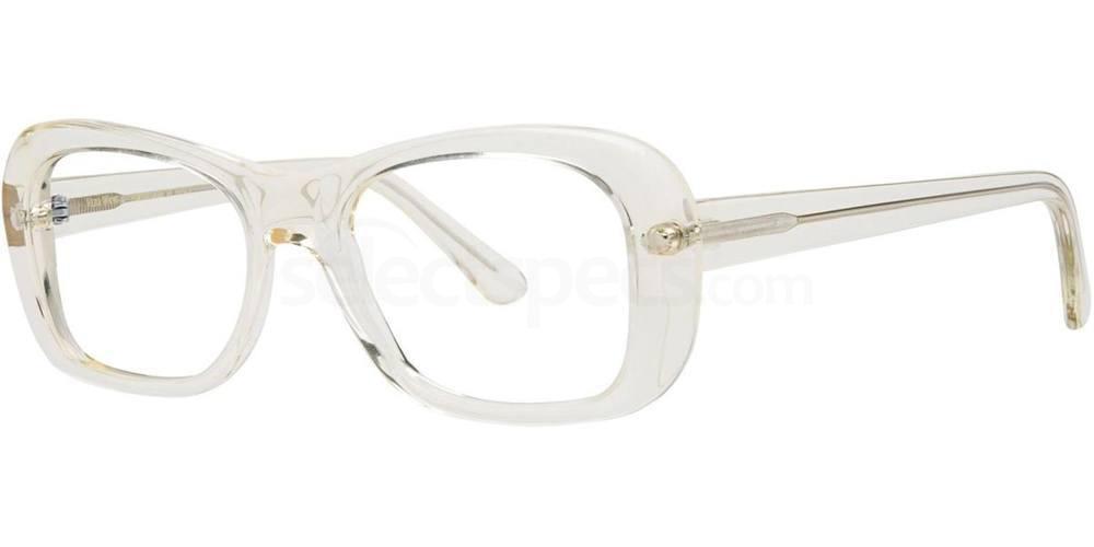 Butter Crystal HELENE 2 Glasses, Vera Wang Luxe