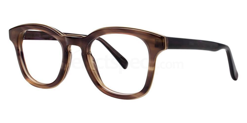 Chocolate ILONA Glasses, Vera Wang Luxe