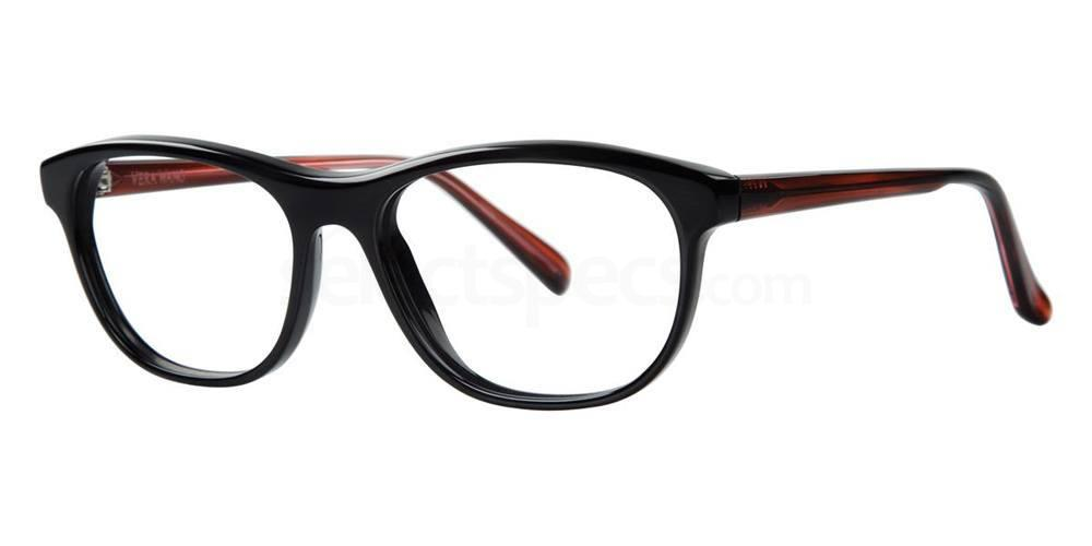 Black LULA Glasses, Vera Wang Luxe