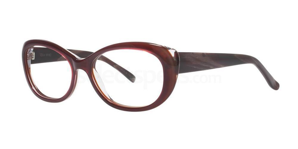 Cabernet NATHALIE Glasses, Vera Wang Luxe
