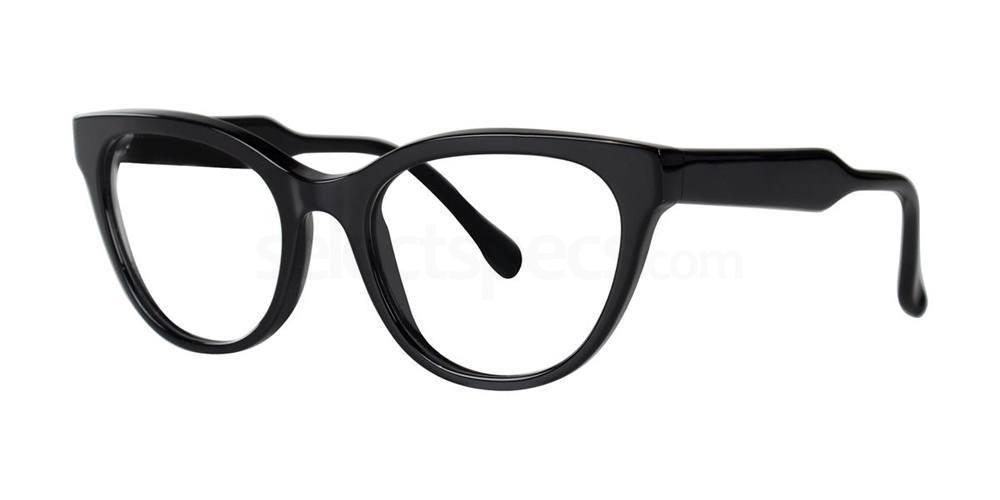 Black OCTAVIA Glasses, Vera Wang Luxe
