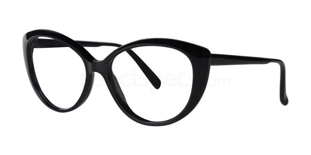 Black OPHELIA Glasses, Vera Wang Luxe