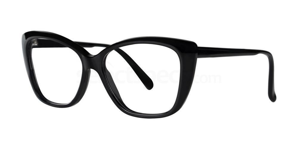 Black OTTILIE Glasses, Vera Wang Luxe