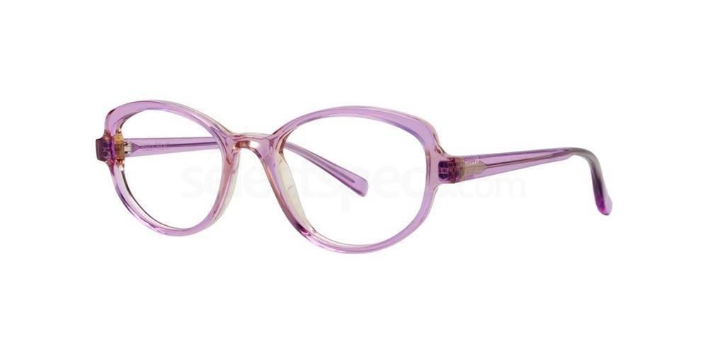 Amethyst THASIA Glasses, Vera Wang Luxe