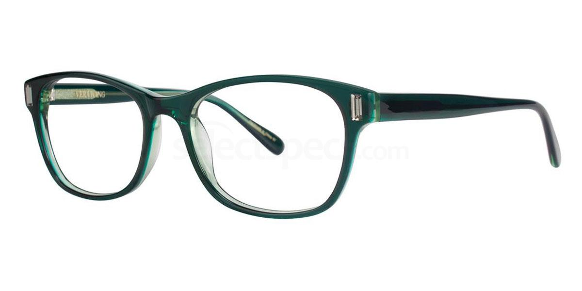 Loden FIORA Glasses, Vera Wang Luxe