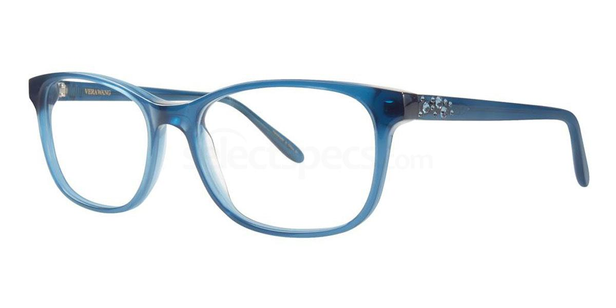 Azure GEMMATA Glasses, Vera Wang Luxe
