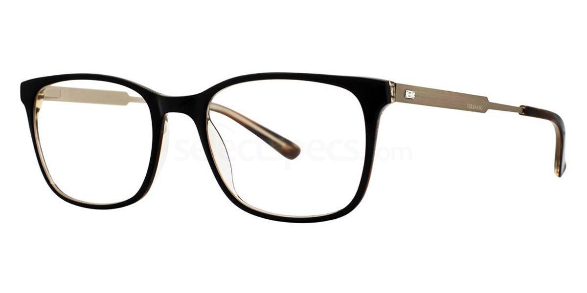Black LEILANI Glasses, Vera Wang Luxe