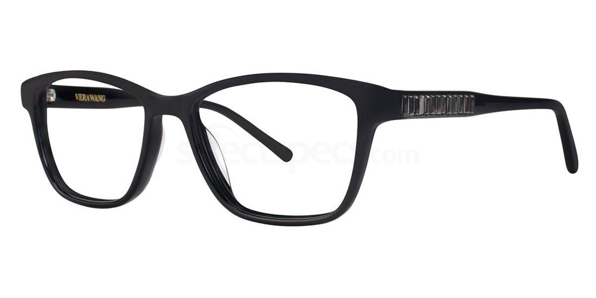 Black ROSINA Glasses, Vera Wang Luxe