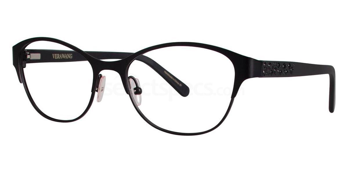 Black SARRA Glasses, Vera Wang Luxe