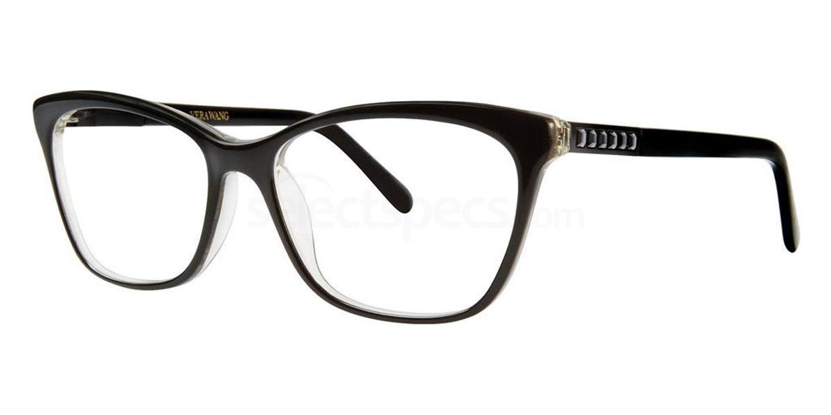 Black Horn ZIXI Glasses, Vera Wang Luxe