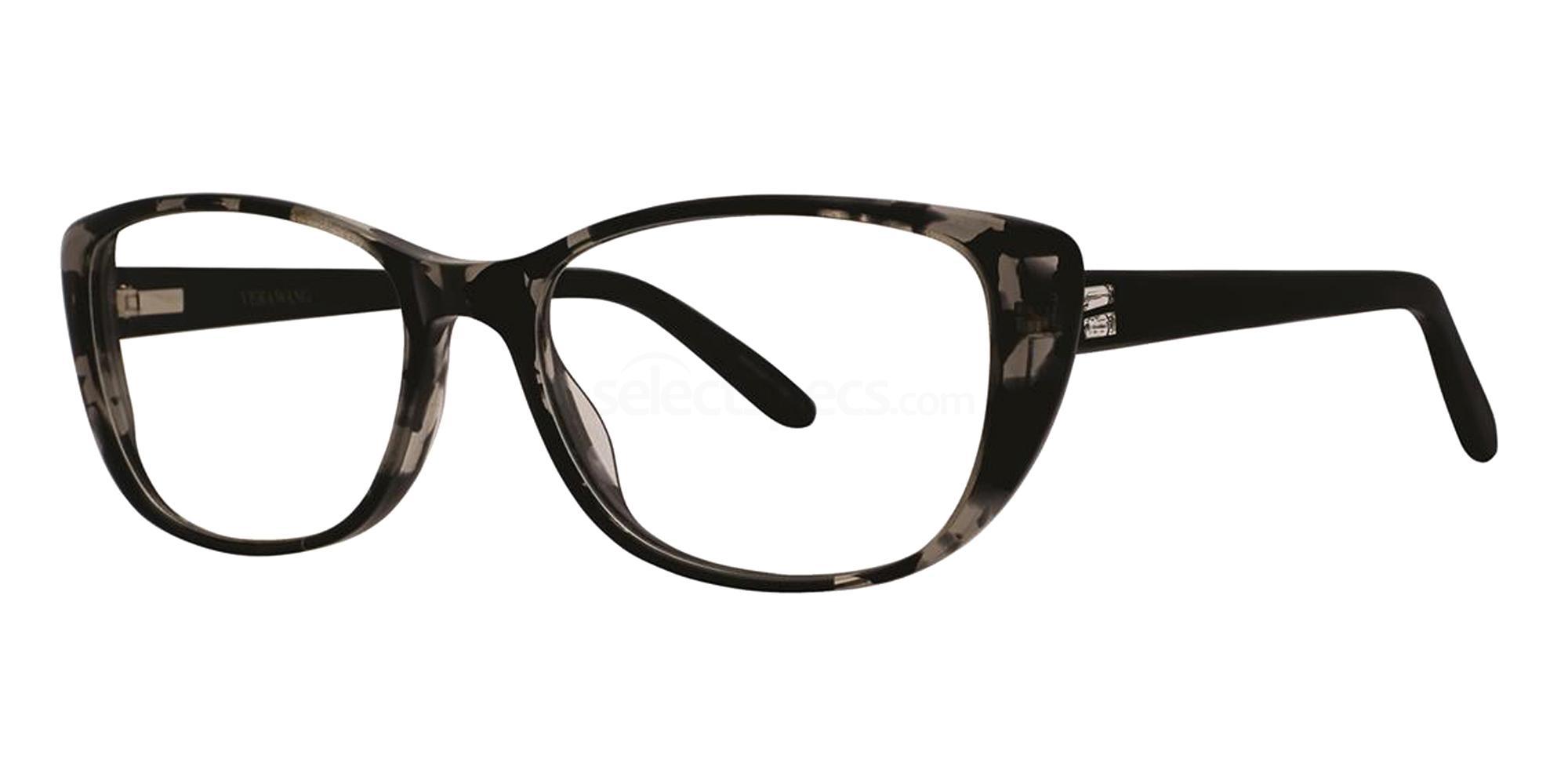 Black KAMBRIE Glasses, Vera Wang Luxe