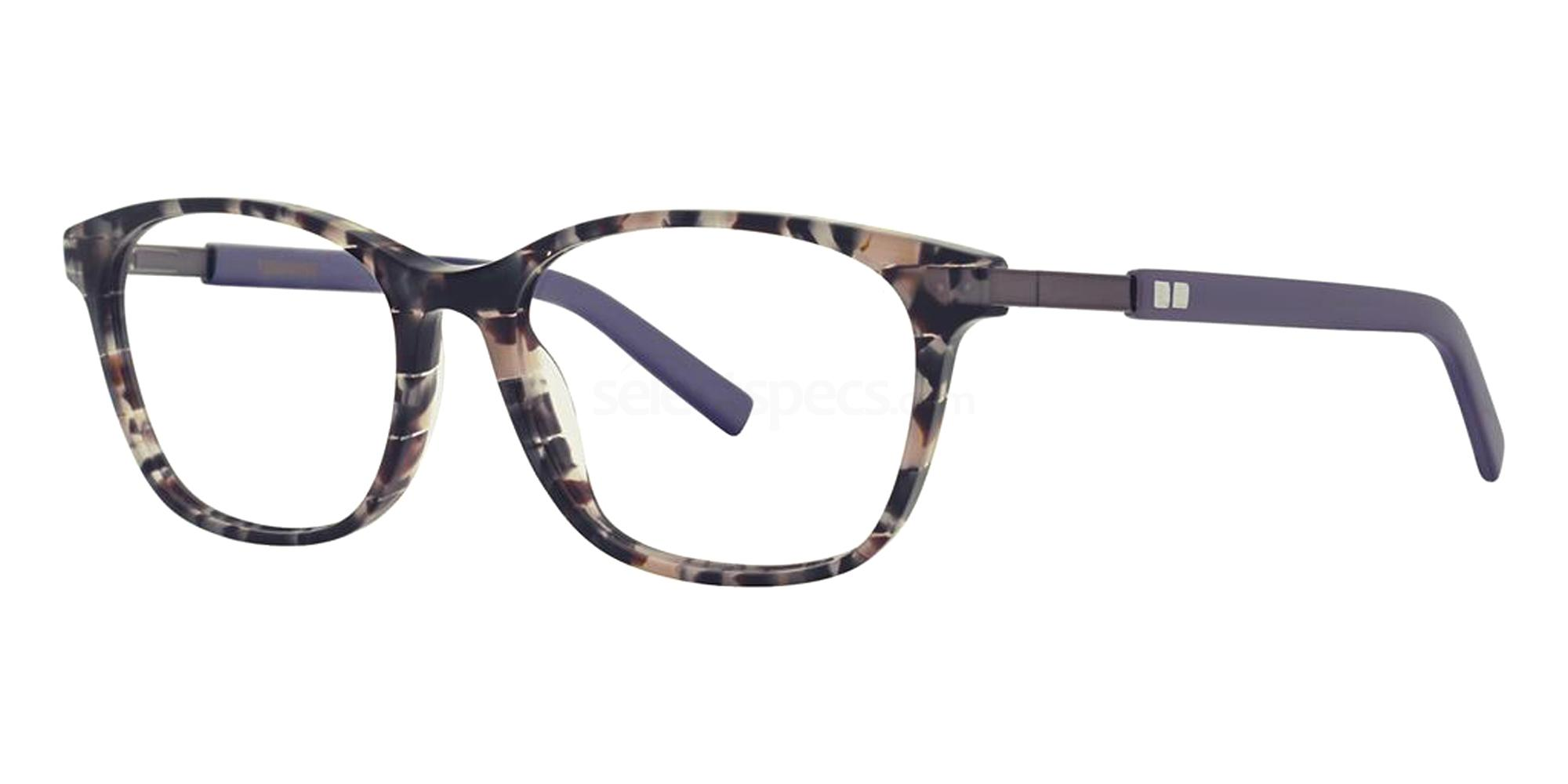 Heather Tortoise KORA Glasses, Vera Wang Luxe