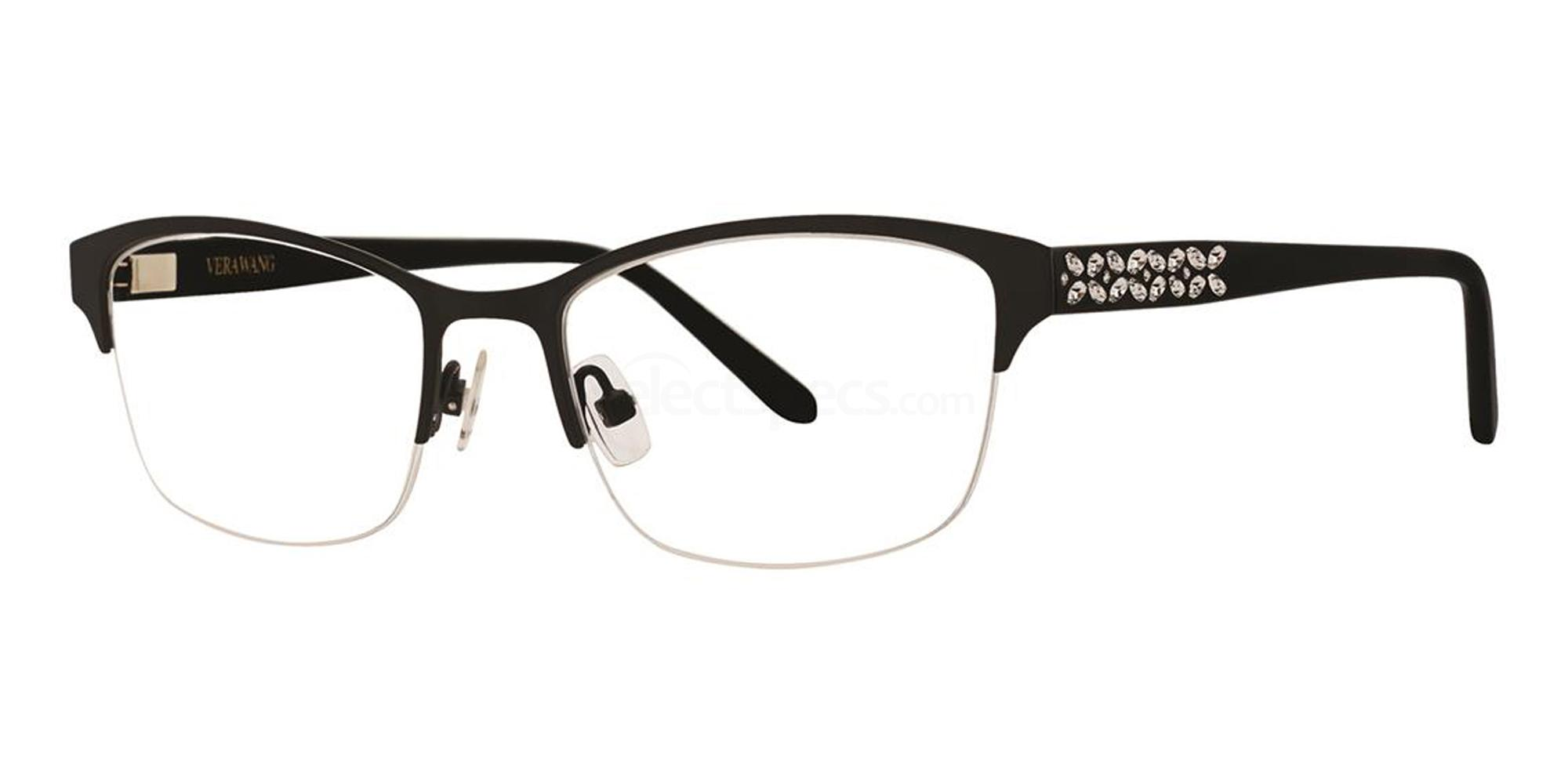 Black NICOLETTE Glasses, Vera Wang Luxe