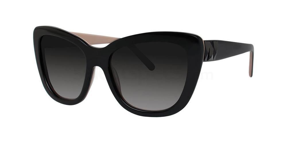 Black BELLOZA Sunglasses, Vera Wang Luxe