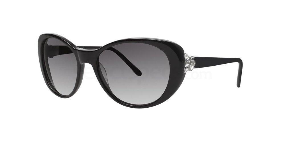 Black CYNOSURE Sunglasses, Vera Wang Luxe