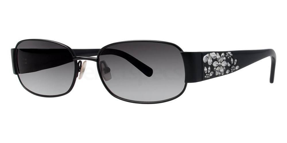 Black DULCET Sunglasses, Vera Wang Luxe