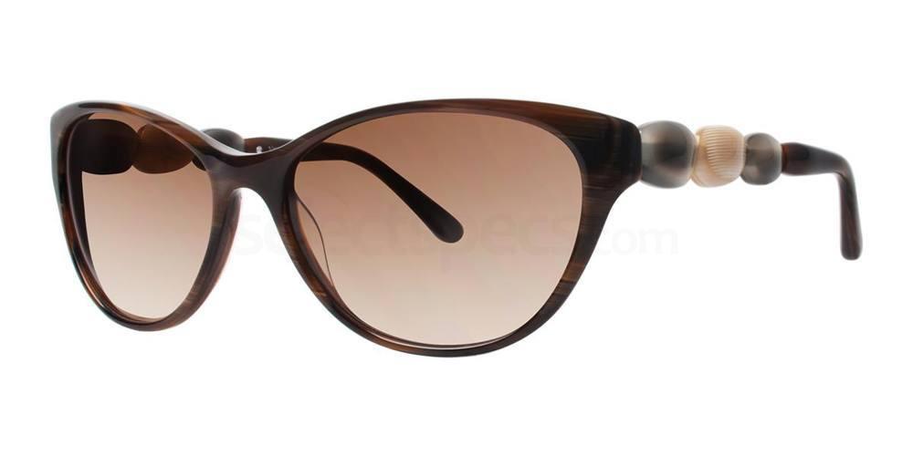 Horn ELIXIR Sunglasses, Vera Wang Luxe