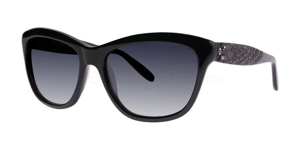 Black FREYA Sunglasses, Vera Wang Luxe