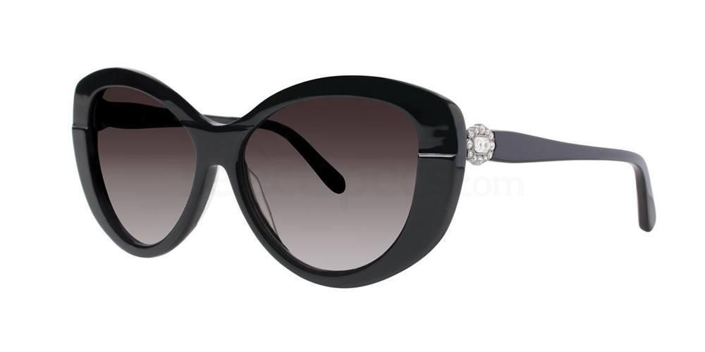 Black GALADRIEL Sunglasses, Vera Wang Luxe