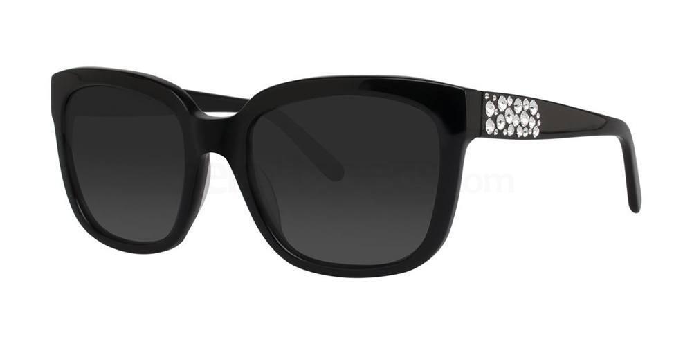 Black GEMMA Sunglasses, Vera Wang Luxe